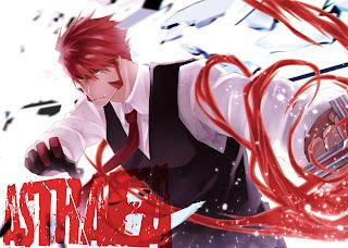 Anime Action Terbaik Kekkai Sensen Klaus V Reinherz