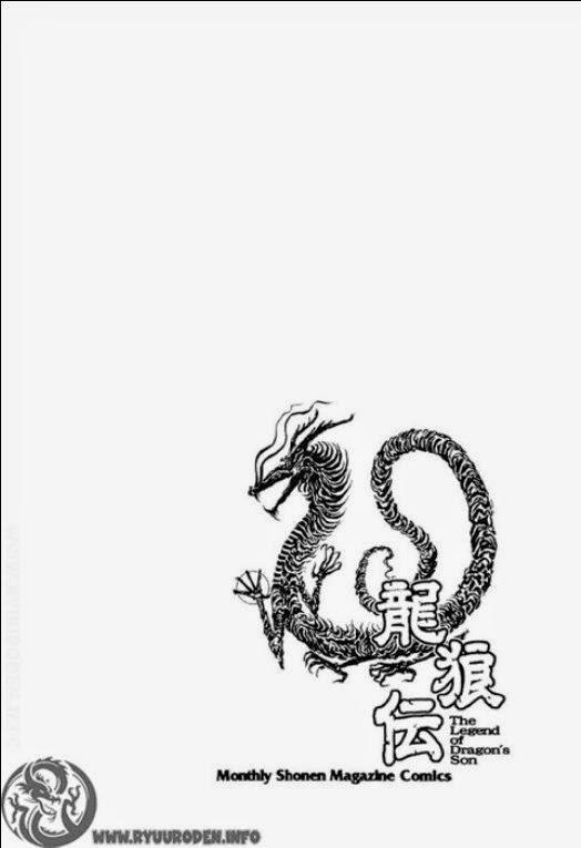 Chú Bé Rồng - Ryuuroden chap 81 - Trang 45