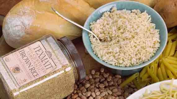 Καστανό ρύζι