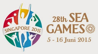 SEA GAMES KE 28 SINGAPURA TAHUN 2015, SEA GAMES 2015