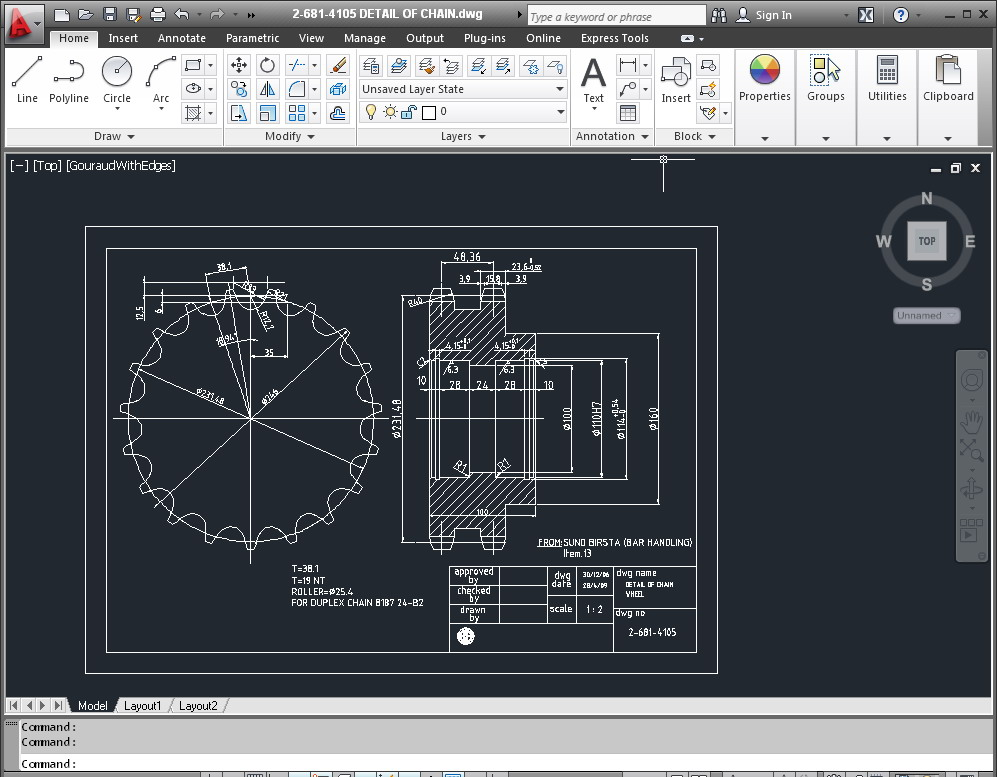 AutoCAD 2012 + Keygen Patch
