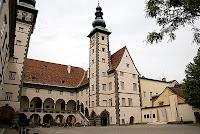 Landhaus Klagenfurt in Carinthia - Austria