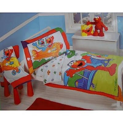 You Antiques Comforter Setssesame Street Elmo