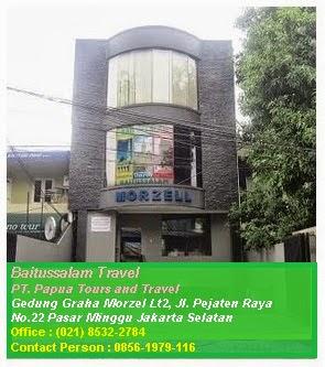 Profil Baitussalam Travel Umroh 2014-2015