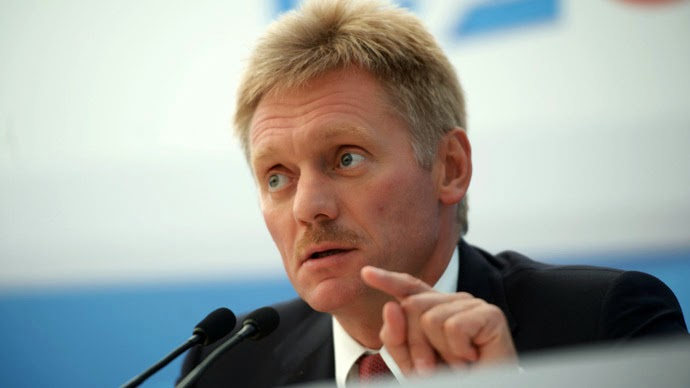 Dmitry Peskov warns of Russia's economic interests against EU agreement