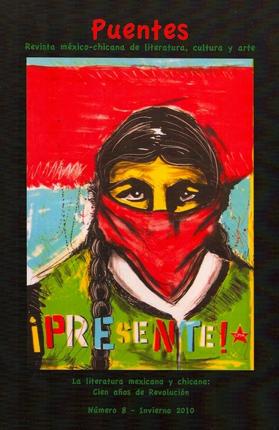 """""""Puentes"""" Revista México-chicana de literatura, cultura y arte"""