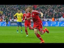 Bayern Munich 1-1 Arsenal # Tous les Buts