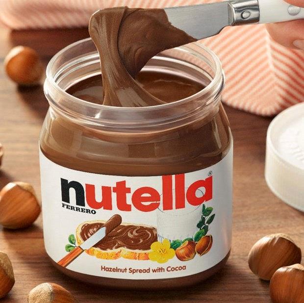 Mengenal Sekilas Dengan Nutella