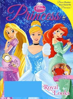 Nuevas Portadas De Las Revistas Disney Princess  Princesas Disney