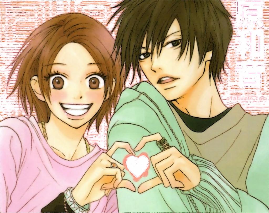 Top 10 os melhores shoujos dos ltimos tempos uni o animes for Tipos de manga japones