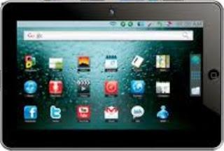 Harga tablet Cyrus Atom Pad 16 GB