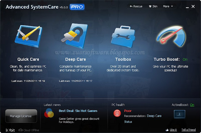 Advanced System Care Pro 5 Full Version + Serial Number Download|4shared Advanced+system+care+pro+5
