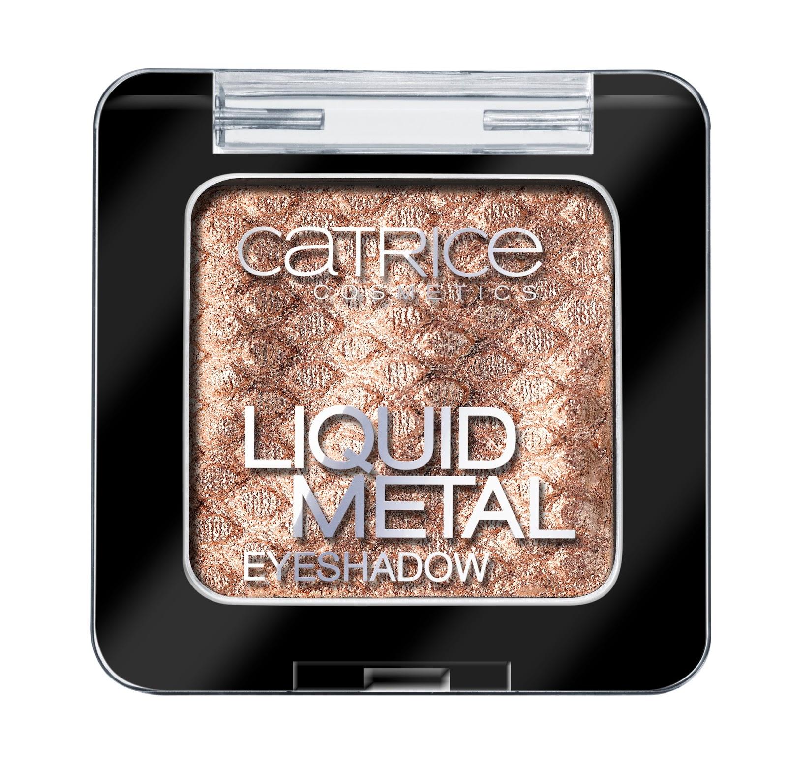 Catrice - Liquid Metal Eyeshadow