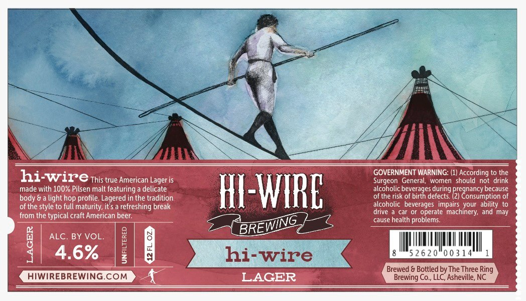 Local Beer Blog: Asheville, NC: Hi-Wire Brewing Poised for Success