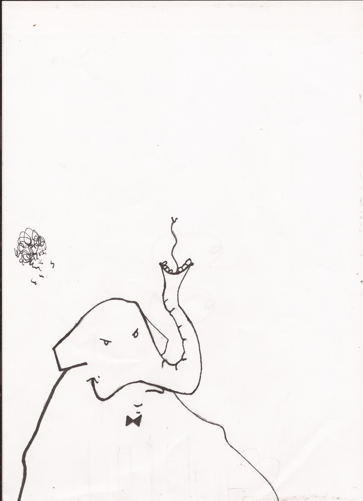 printable heffalump coloring pages - photo#36