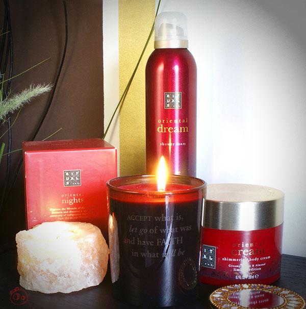 Oriental Night Rituals colección navidad invierno
