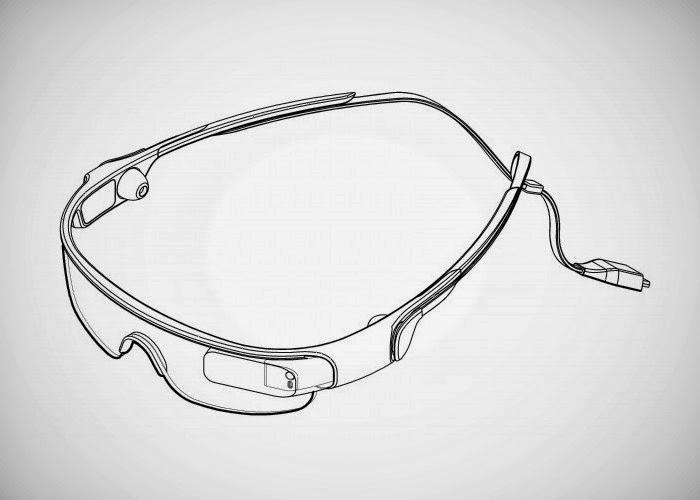 Las Samsung Galaxy Glass