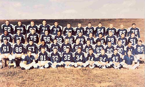 1960 Dallas Cowboys