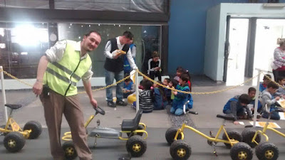 Inspector de tránsito de Córdoba