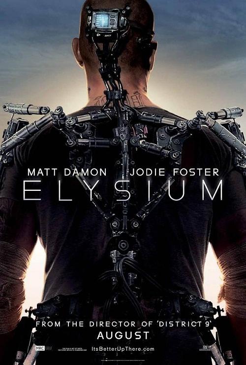 Elysium (I) (2013) poster