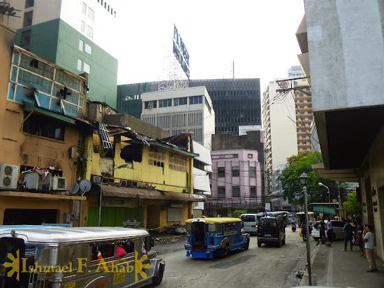 Kalye Escolta, Manila