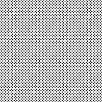 Simulação da textura impressa na sua dimensão real, cerca de 22 x 22 mm.