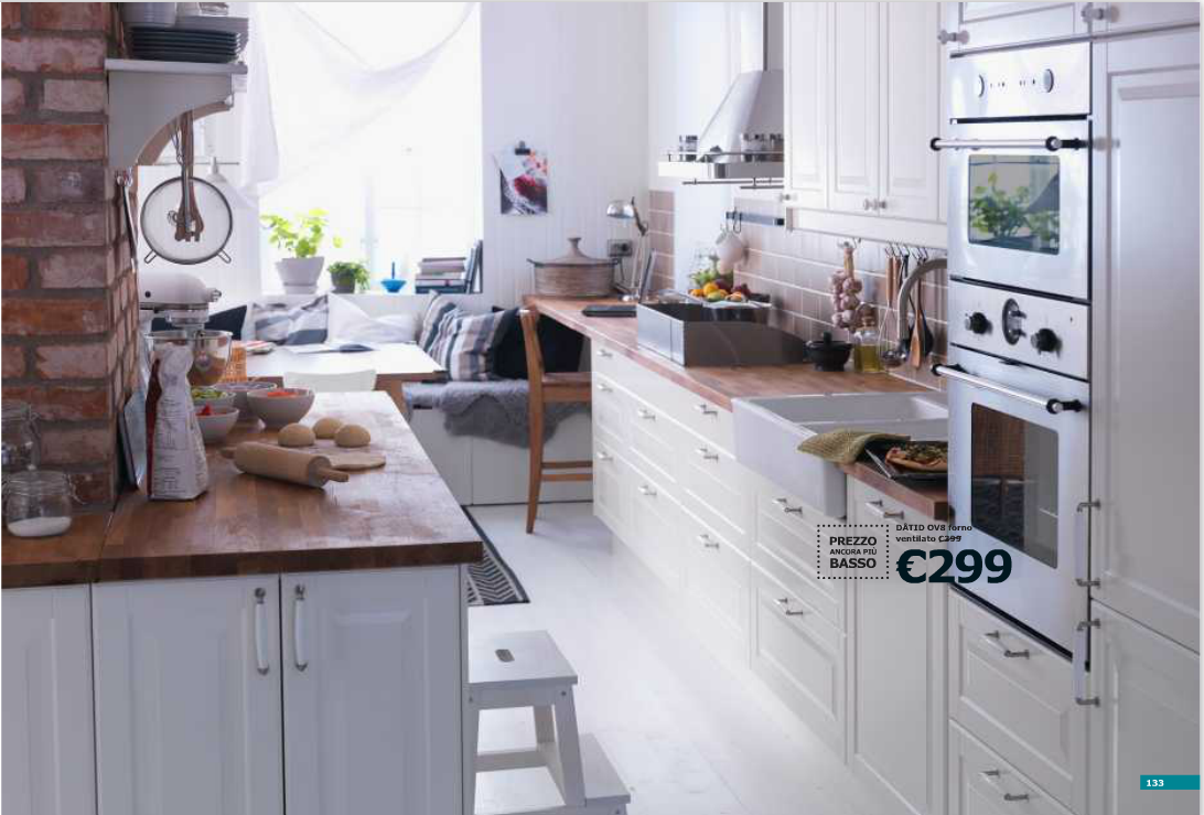 Dreaming our home sweet home cucina e varie parte seconda - Cucine ikea bianche ...
