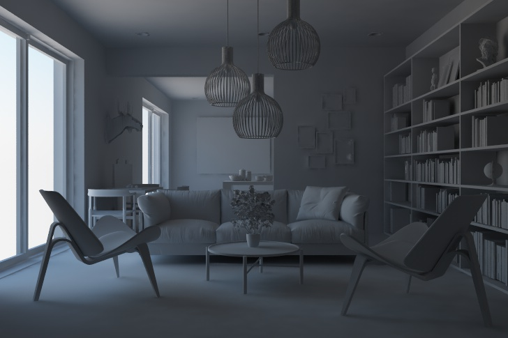 Illuminare un interno con cinema d vray la guida definitiva
