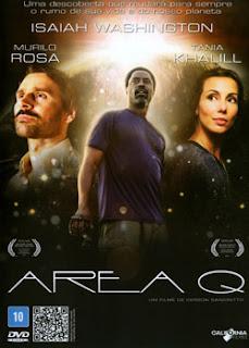 Baixar Filme - Área Q DVDRip - Nacional Gratis