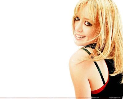 Hilary Duff Wide Wallpaper-1600x1200