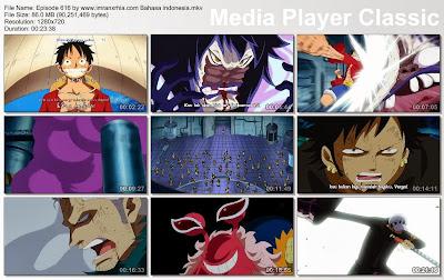 Download Film One Piece Episode 616 (Pertarungan Sengit Terjadi! Smoker Melawan Vergo!) Bahasa Indonesia