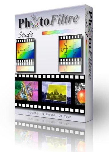 PhotoFiltre Studio X 10.7.3 (PL) - Zarejestrowany