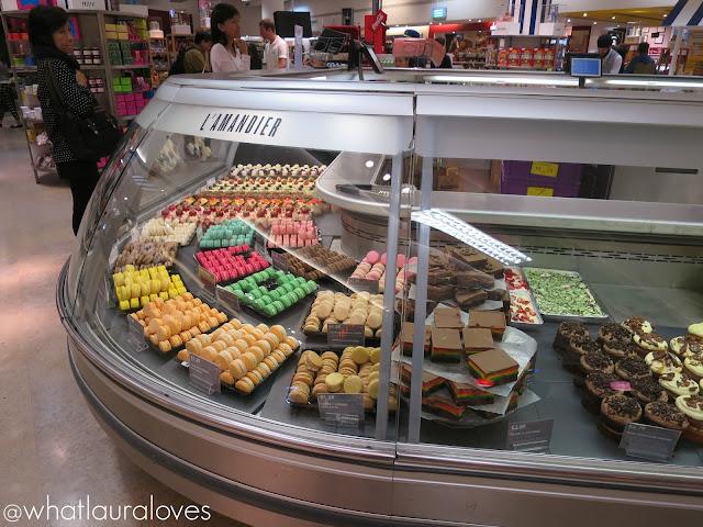 Selfridges Trafford Centre Foodhall Event L'Amandier
