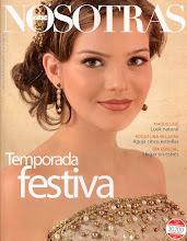 """Desde Setiembre 2011 """"MiVidaConmigo"""" en la seccion Humor de la revista NOSOTRAS"""