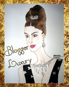 Premio Blogger Luxury de mis amigas Gema y Eva
