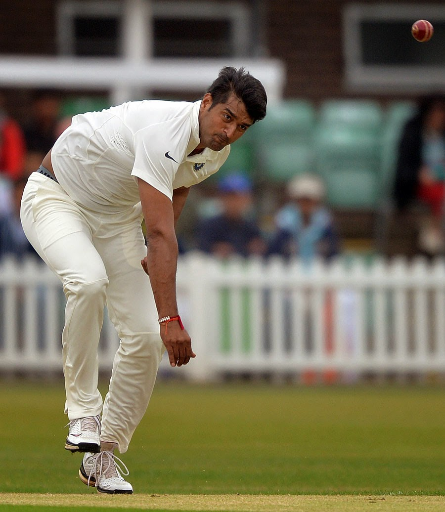 Pankaj-Singh-Leicestershire-vs-Indians-India-Tour-England-2014