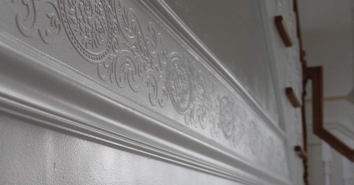 Roof Above Us: Wainscoting revisited