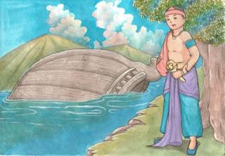 Contoh Cerita Pendek Bahasa Inggris (Pangeran dan Sahabatnya)