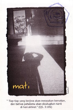 "Post Card ""Mati"""