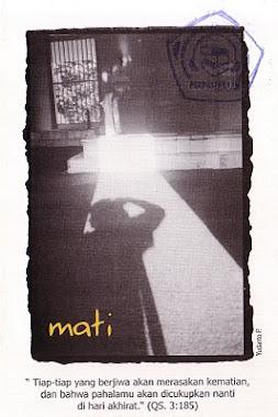 "Post Card ""Mati"""