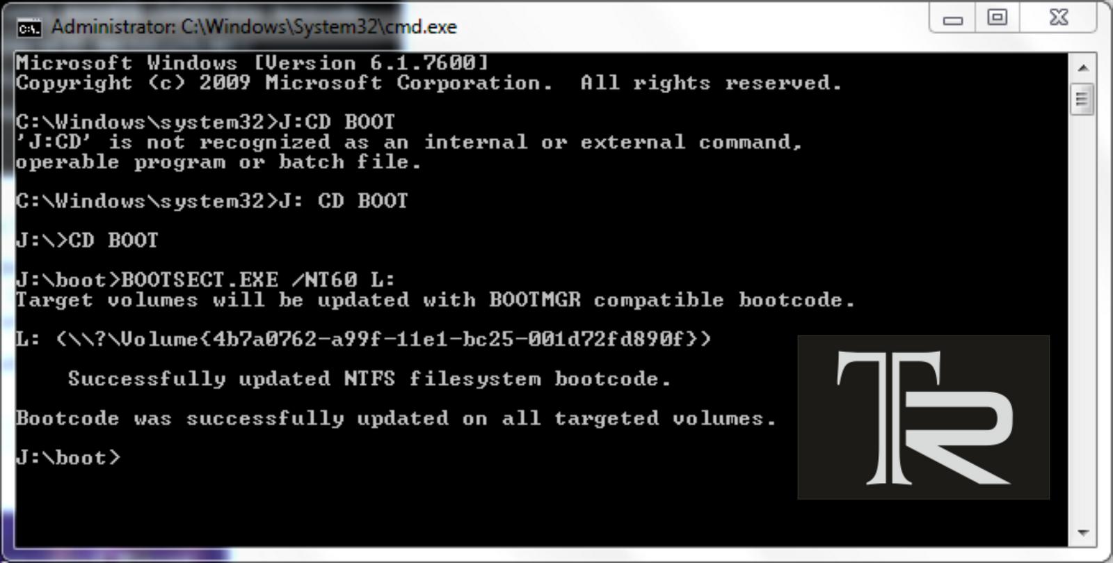 Make Bootable Pendrive To Install Windows   return binary