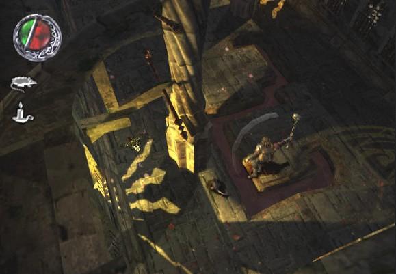The Bard's Tale PC Screenshot 01
