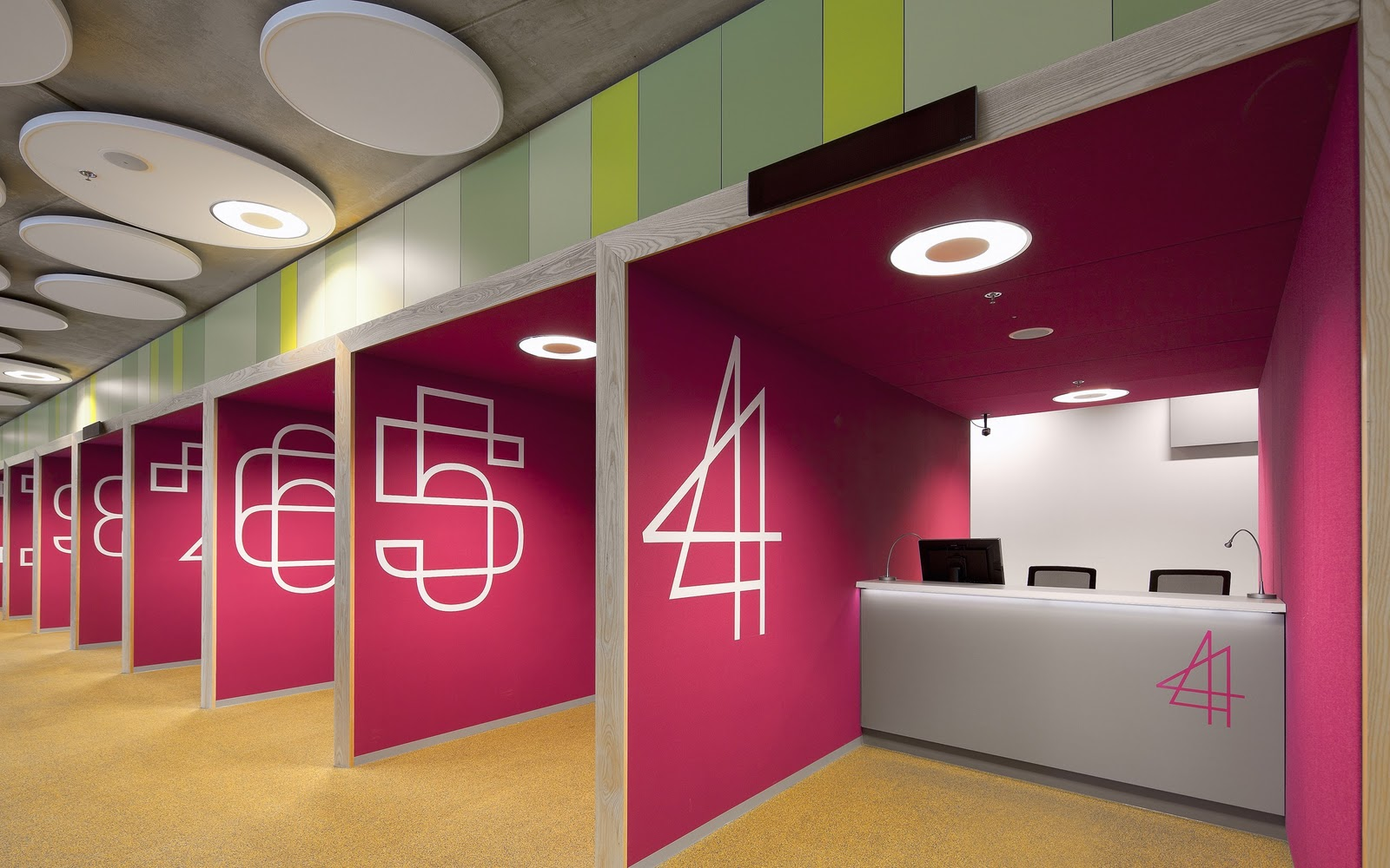 Imagine These: Office Interior Design | Education Executive Agency