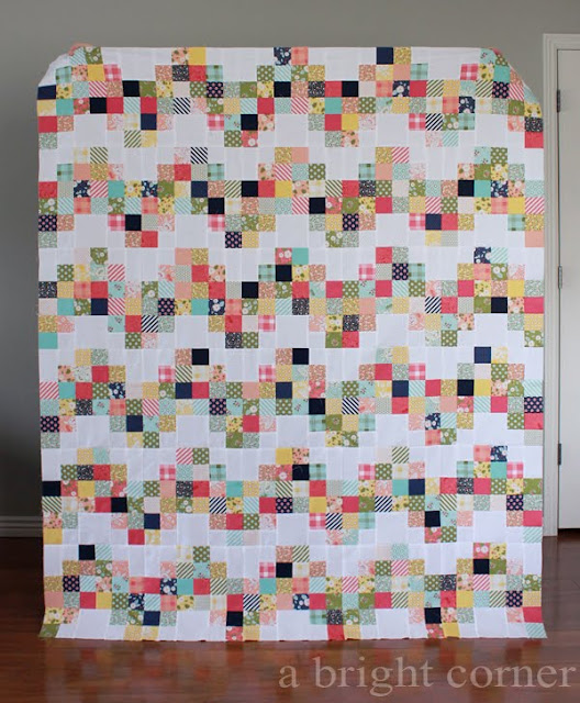 Little Miss Sunshine quilt
