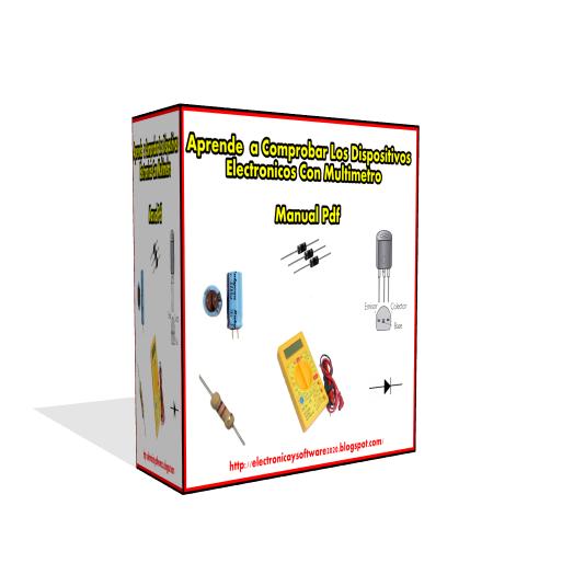 Aprende electrónica medición con el multimetro