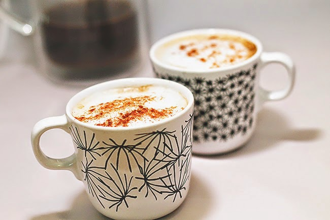 Chai Coffee Latte recipe