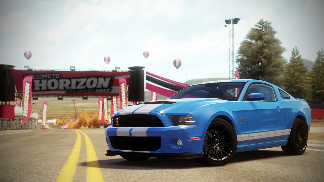 Forza Horizon HD & Widescreen Wallpaper 0.773558936465116