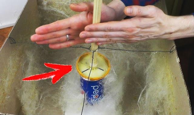 Как вытащить вату в домашних условиях 765