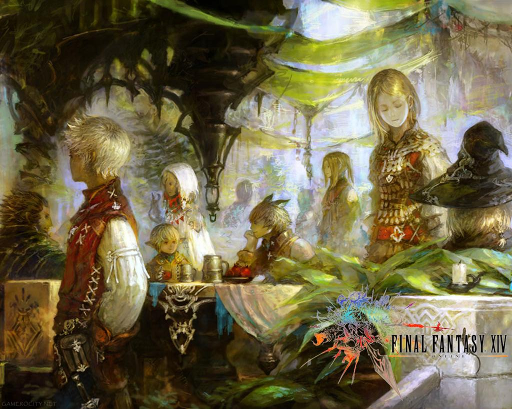 Final Fantasy HD & Widescreen Wallpaper 0.60082342760011