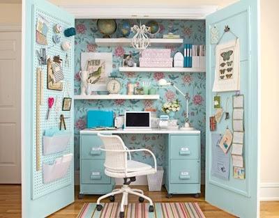 oficina armario pequeño espacio
